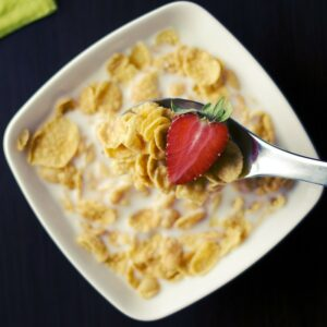colazione alimentazione